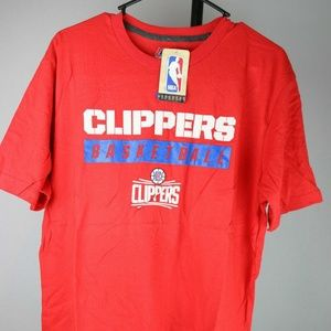 Shirts - Los Angeles Clippers Proven Pastime T-Shirt